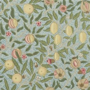Tapet William Morris - Fruit Slate/ Thyme - Tapet William Morris Fruit 210396