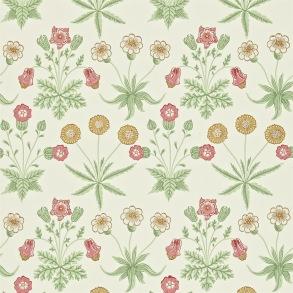 Tapet William Morris - Daisy Willow/ Pink - Tapet William Morris Daisy 212562