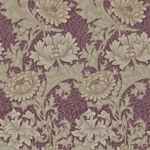 Tapet William Morris - Chrysanthmum Wien