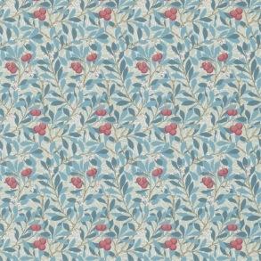 Tapet William Morris - Arbutus Woad/ Russet - Tapet William Morris Arbutus 214718