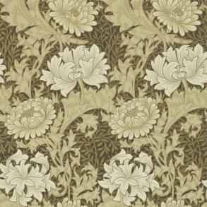 Tapet William Morris - Chrysanthemum Bullrush - Tapet William Morris Chrysanthmum 216847