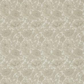 Tyg William Morris - Chrysantemum Toile Sisal Canvas