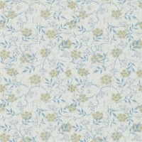 Tapet William Morris - Jasmine Ecru/ Woad