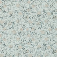Tapet William Morris - Jasmine Silver/Charcoal