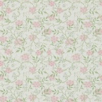 Tapet William Morris - Jasmine Blossom Pink/ Sage