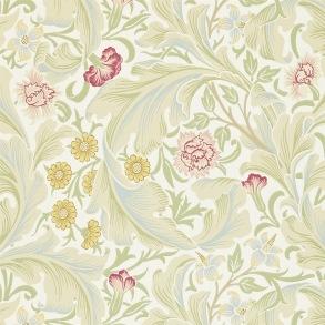Tapet William Morris - Leicester Marbel/ Rose - Tapet William Morris Leicester 212544