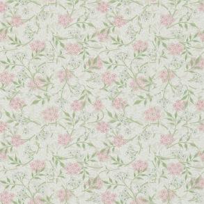 Tapet William Morris - Jasmine Blossom Pink/ Sage - Tapet William Morris Jasmine 214725