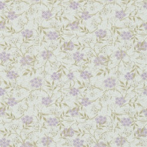 Tapet William Morris - Jasmine Lilac/ Olive - Tapet William Morris Jasmine 214723