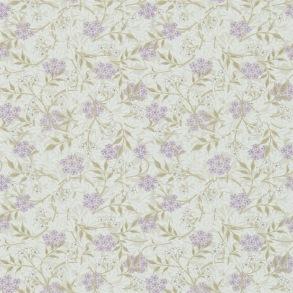Tapet William Morris - Jasmine Lilac/ Olive - Tapet William Morris Jasmine 214723