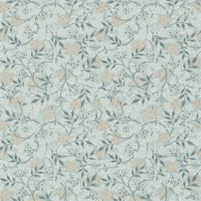 Tapet William Morris - Jasmine Silver/Charcoal - Tapet William Morris Jasmine 214726
