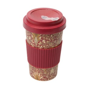 Take Away Mugg William Morris - Snakeshead - Take Away Mugg William Morris - Snakeshead