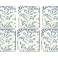 Coaster William Morris - Willow Bough Blå