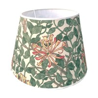 Lampskärm William Morris - Honeysuckle Rund 32