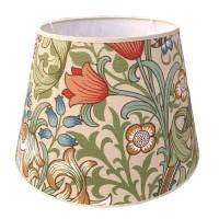 Lampskärm William Morris - Golden Lily Rund 32