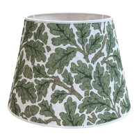 Lampskärm William Morris - Oak Rund 32