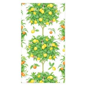 Pappersservett Caspari - Citronträd - Pappersservett Caspari - Citronträd