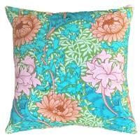 Kudde William Morris - Chrysanthemum