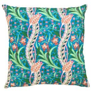 Kudde William Morris - Daffodil Blå