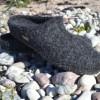 Mörkgrå ulle
