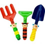 Trädgårdsverktyg - set om 3