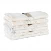 Grova handdukar från Axlings - benvit & natur