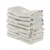 Handduk Marulk från Axlings - Axlings handduk malurk - isblå/natur