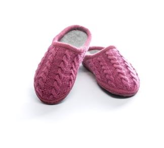 Ulle Seamless Cabel Knit, Cerise - Ulle Cabel Knit Cerise 37