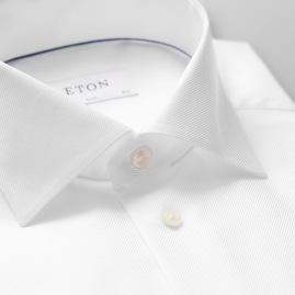 Skjorta - Etonskjorta med tryck