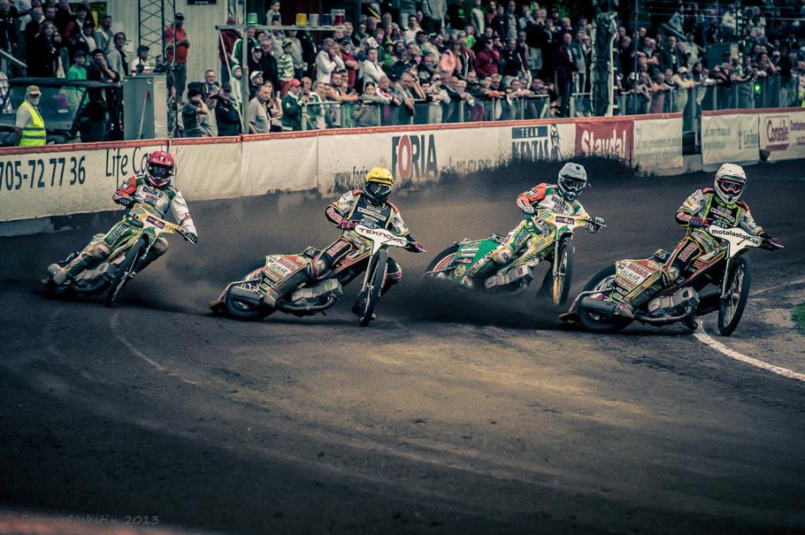Hammarby Speedway, Gubbängen