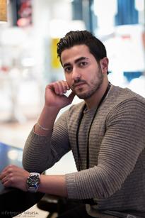 Ahmad Shreiki, Märsta, Etableringslots, 23 år