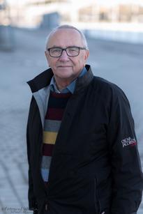 Börje Hultin, Skultuna, Distriktschef, 72 år