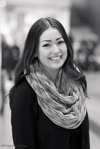 Claudia Barahona, Nacka, Butiksbiträde, 22 år