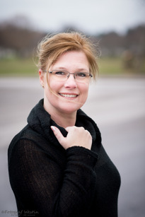Cecilia Rundqvist, Mariestad, Ekonomicontroller, 42 år