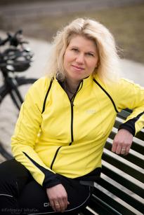 Ann-Sofie Backman, Stockholm, Läkare, studierektor medicin, 42 år