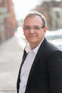 Göran Björklund, Göteborg, PR konsult. 56 år