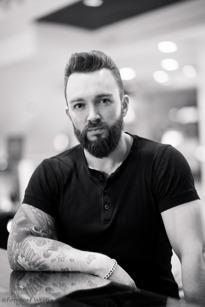 Alexander Lilja, Enskede Gård, 3D-grafiker, 29 år