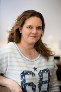 Nina Hansen, Tumba, Säljare/modell, 34 år