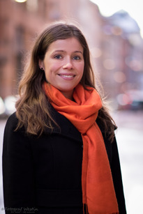 Kristrún Gunnarsdóttir, Stockholm, Ekonom, 30 år