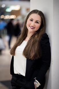 Emma Juth, Stockholm, Logistikstuderande, 26 år