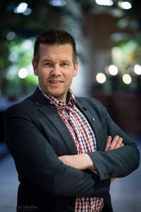 Tor Simonsen, Oslo, Norge, Fagsjef NBF, 44 år