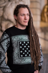Oscar Anjou, Åkersberga, Lärarstudent, 21 år