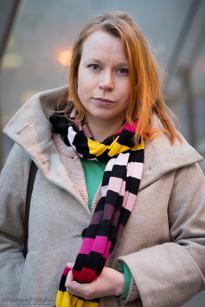Anja Broms, Järfälla, Översättare, 36 år