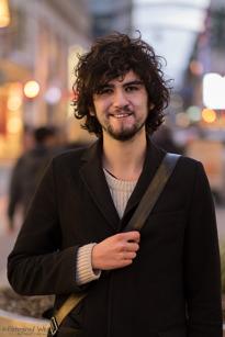 Nicolas Velasquez, Göteborg, Musikstuderande, 23 år