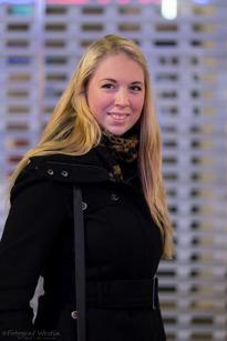 Rebecka Åhlén, Haninge, Sjuksköterska, 21 år