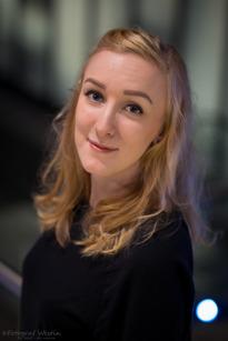 Anna Ahlvin, Stockholm, Cafébiträde, 27 år