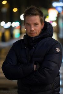 Martin Westerstrand, Kalmar, Fotograf, 37 år