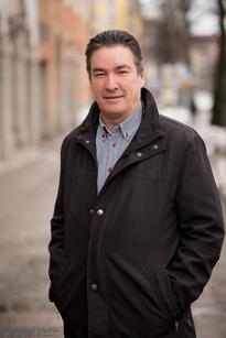 Mikael Abraham, Stockholm, VD, 58 år