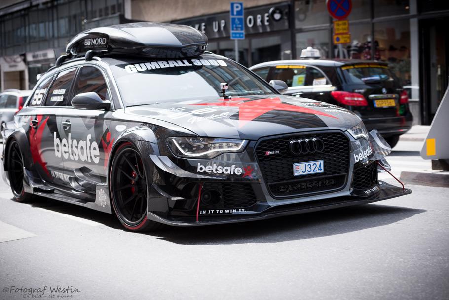 Jon Olsen, Audi RS6