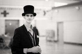 Andriy Uchadze, Barcelona Spain, Magician (Magiker), 22 year