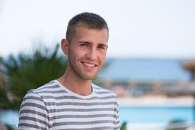 Alan Juan, Ciutadella De Menorca, Camarero (kypare), 22 year